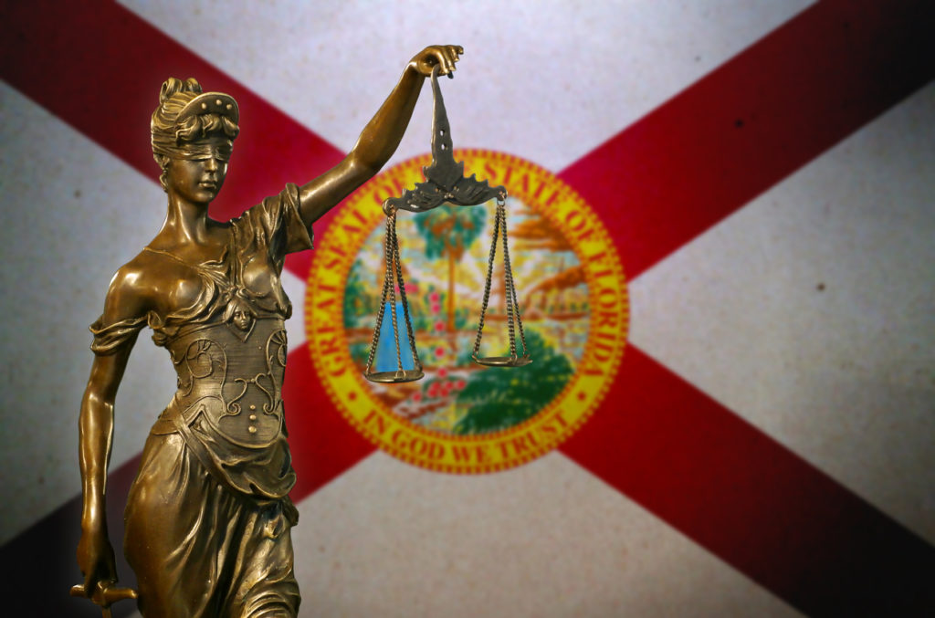 The Florida Punishment code treats several third-degree felony offenses quite harshly, requiring prison sentences for those offenses.